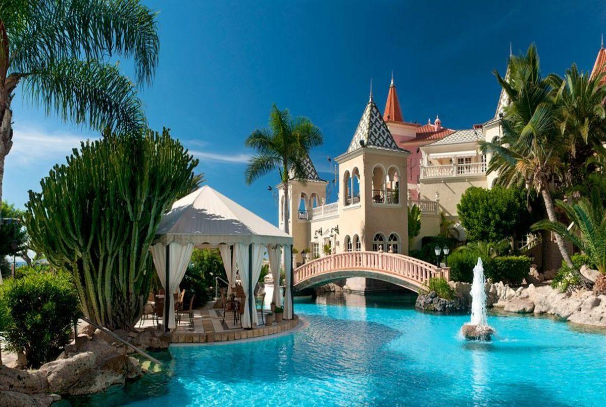 Hotel de lujo en Tenerife