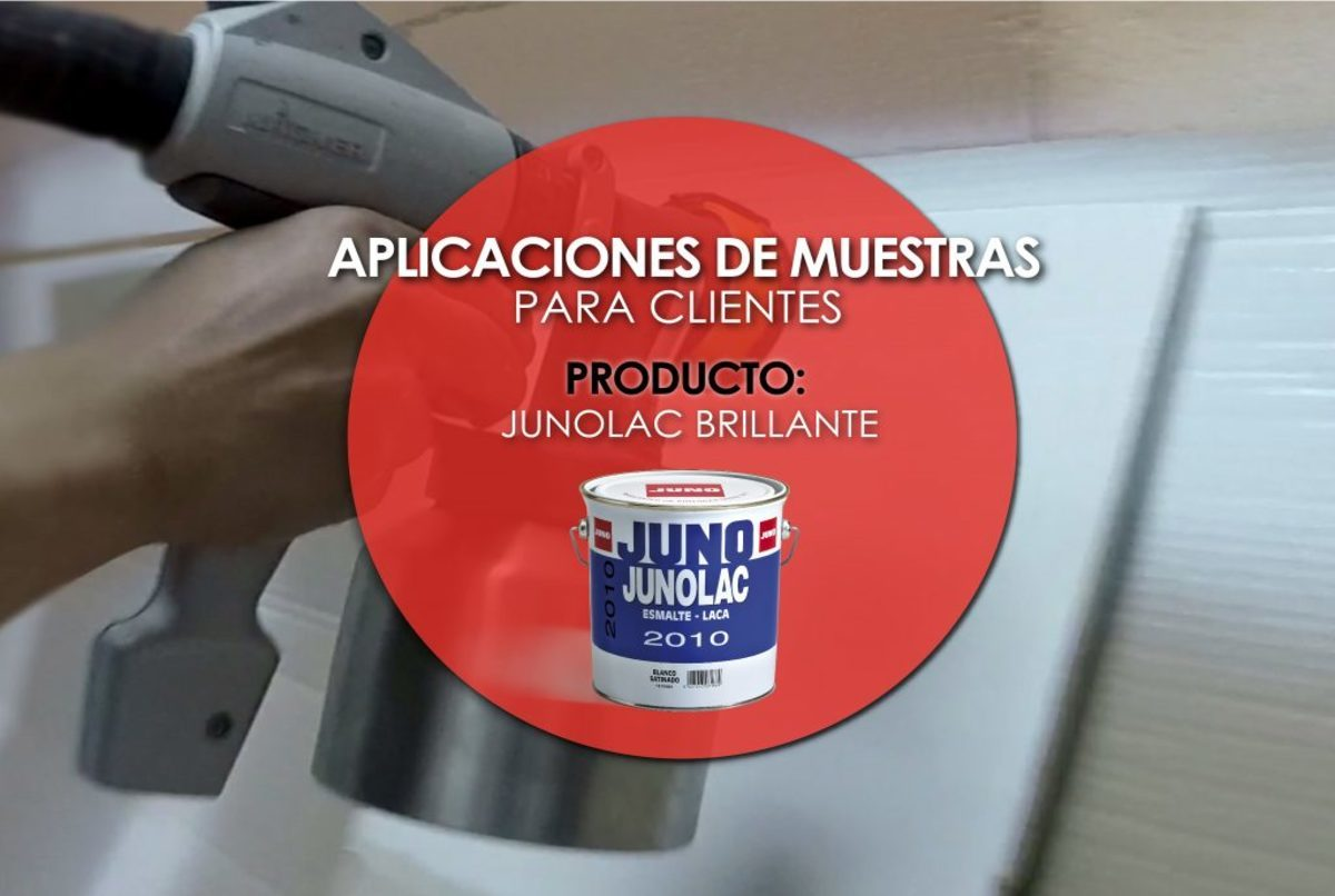 Aplicacion JUNOLAC