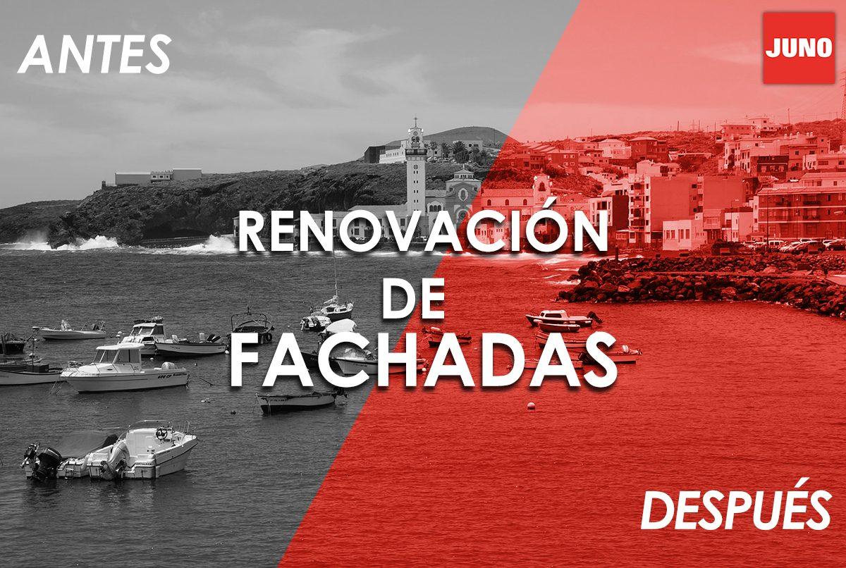 RENOVACION FACHADAS II