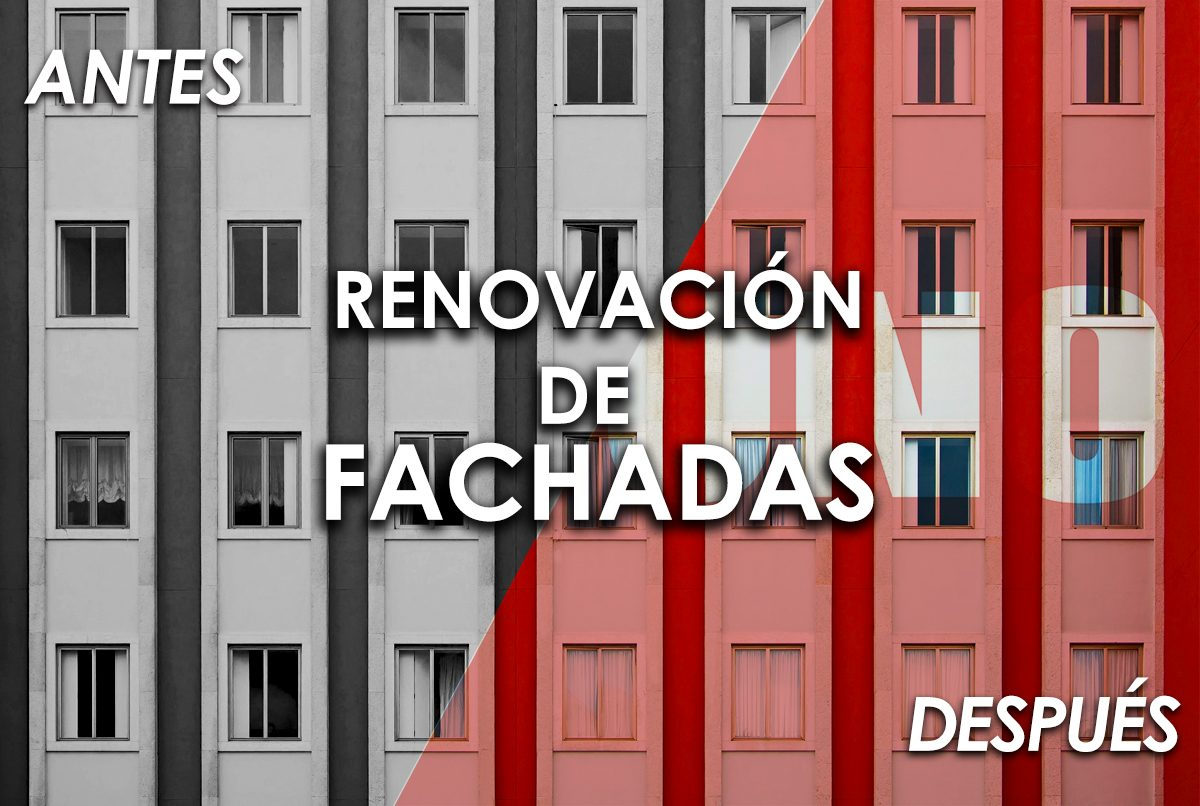 RENOVACION FACHADAS