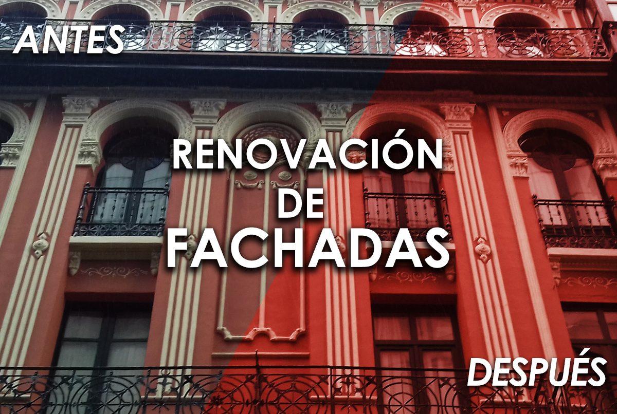 RENOVACION FACHADAS Ledesma