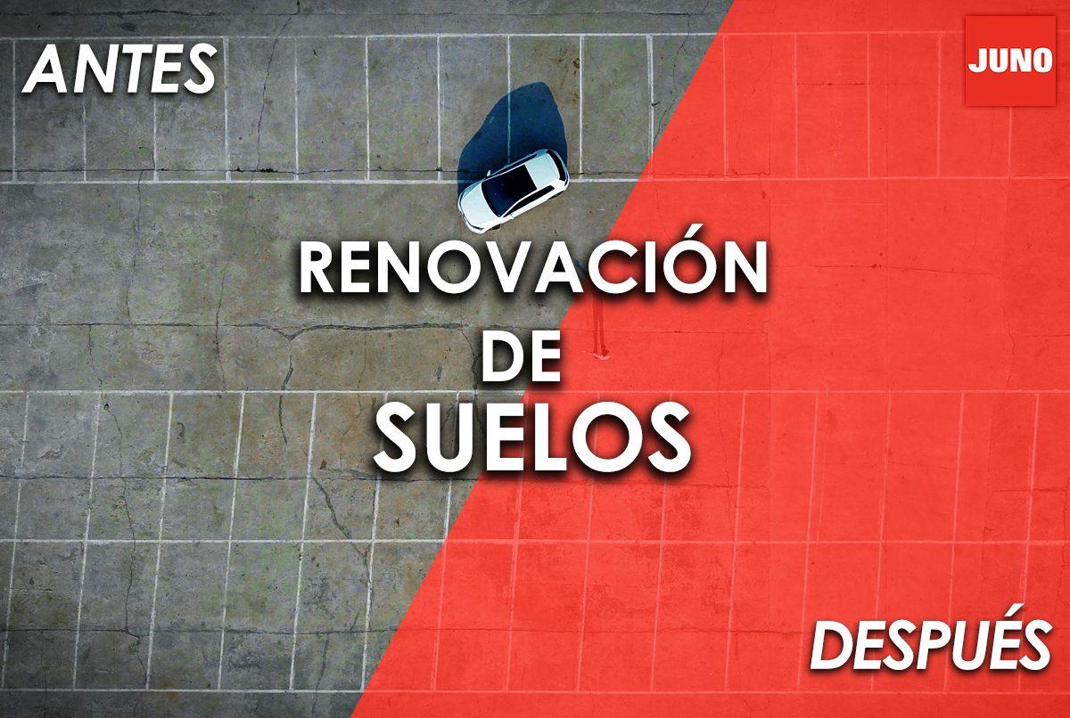 RENOVACION SUELOS