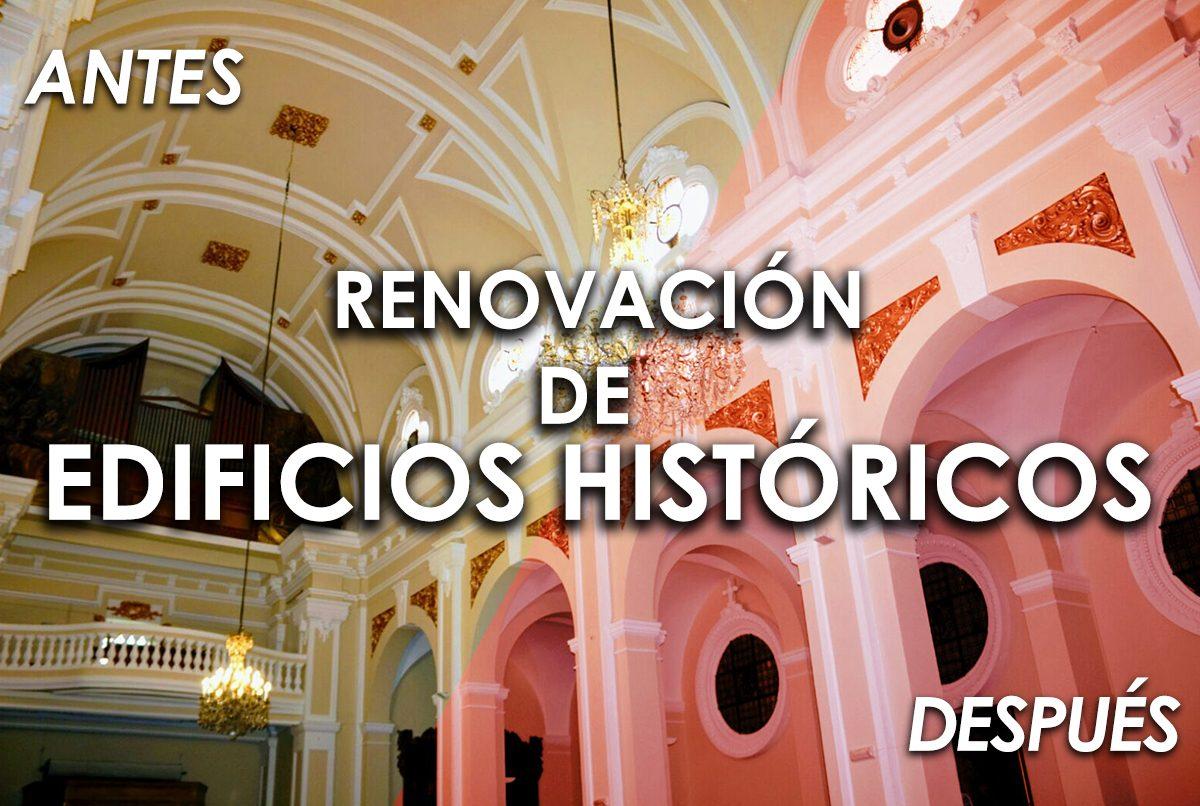 RENOVACION EDIFICIOS HISTORICOS_SC