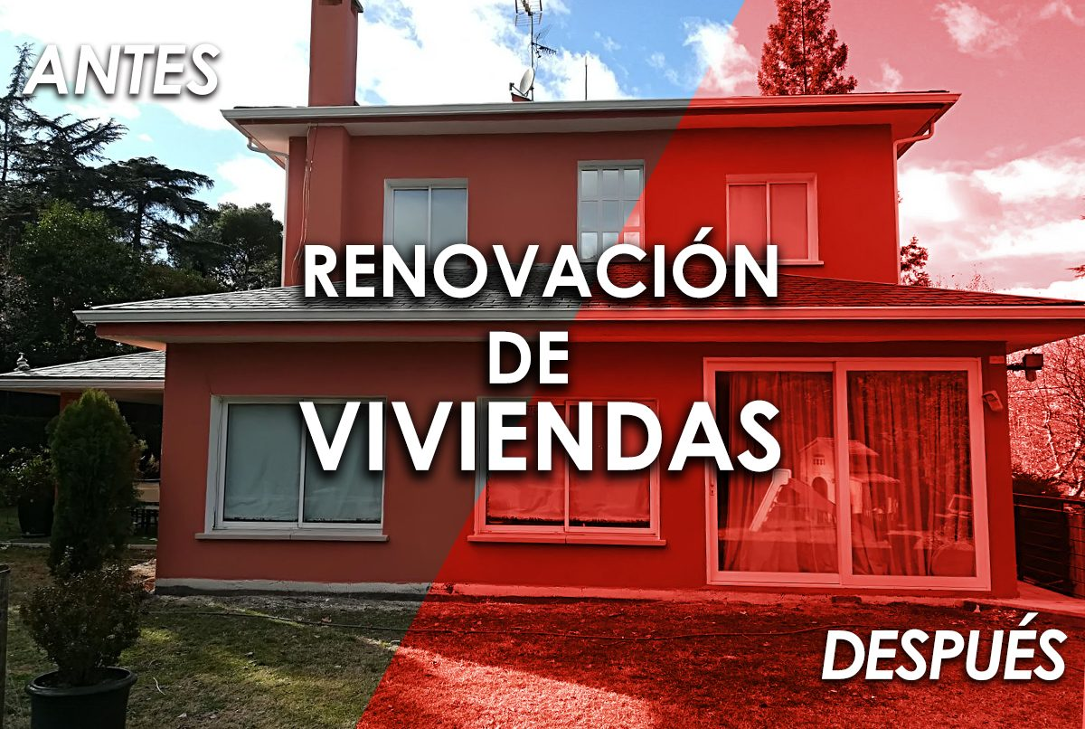 RENOVACION FACHADAS Madrid 1 Febrero
