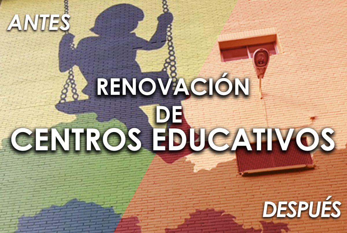 RENOVACION CENTROS EDUCATIVOS_Sarrikue
