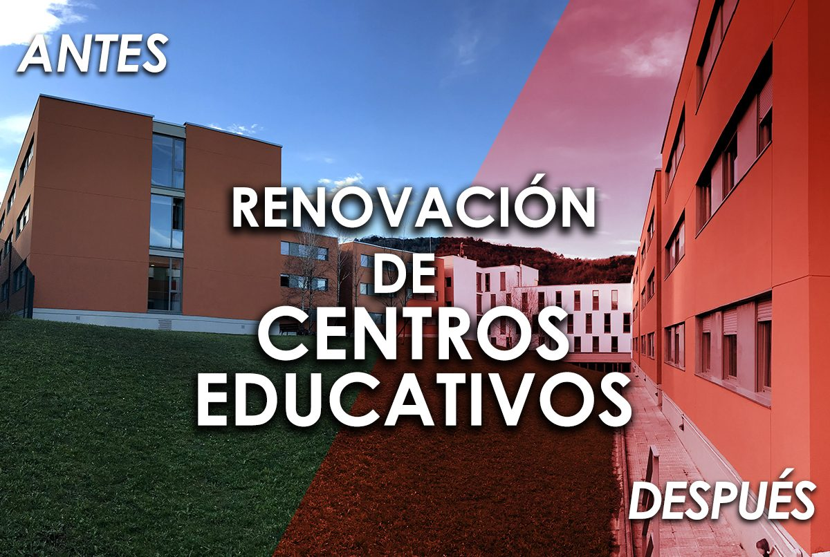 RENOVACION CENTROS EDUCATIVO SJUNO