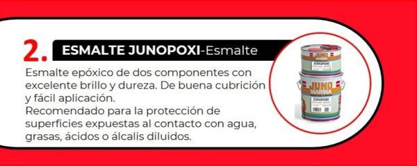 Esmalte JUNOPOXI