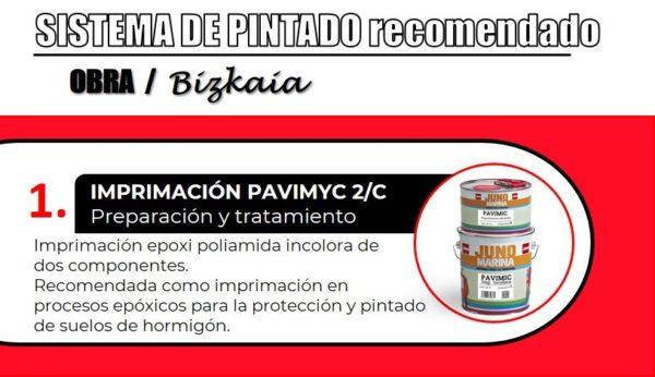 Imprimacion PAVIMYC
